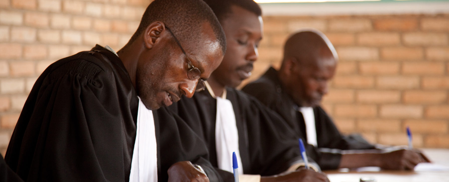 Two Congolese lawyers testify