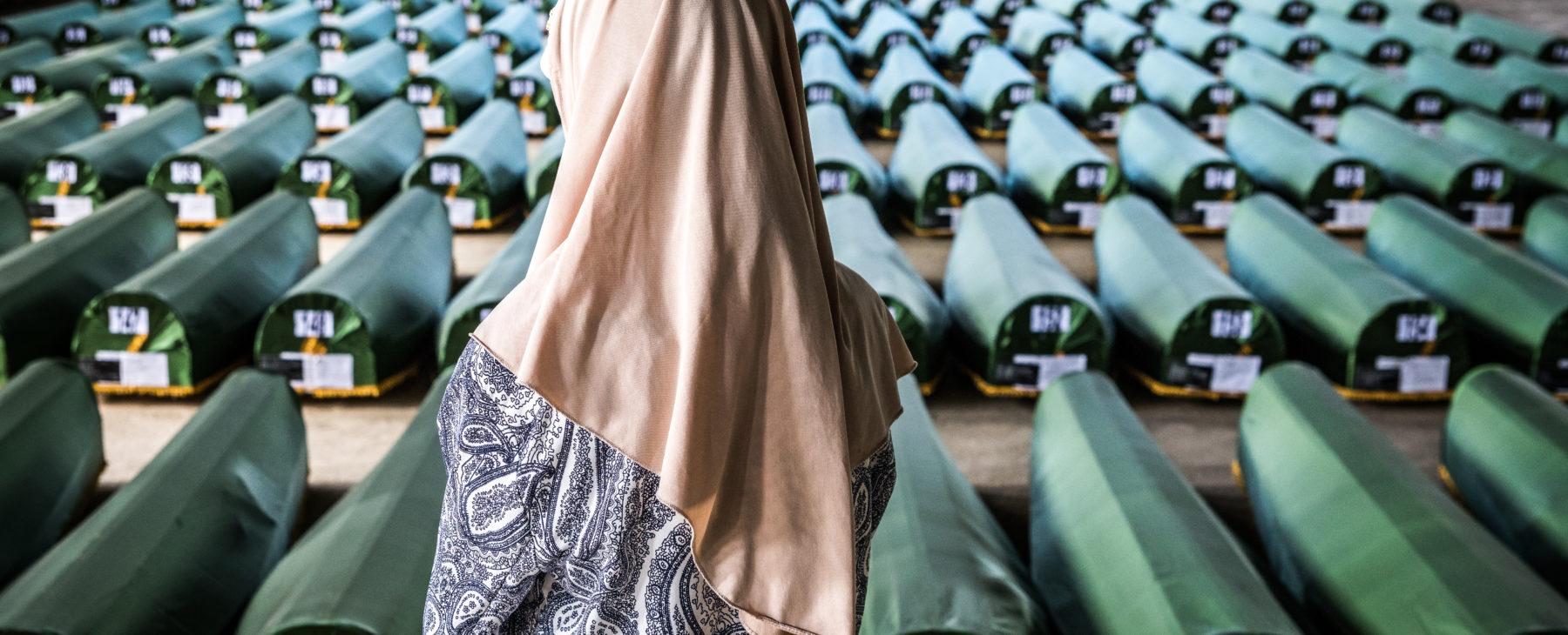 BiH: Indictment of war suspect rekindles hope for rape victim