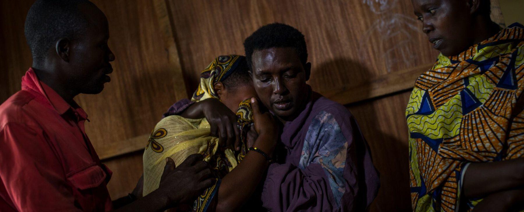 Burundi: enforced disappearances
