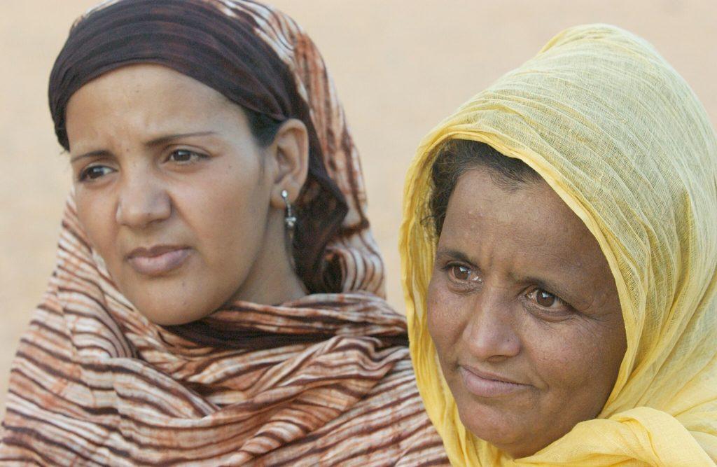 UN Photo ©Evan Schneider Women Algeria