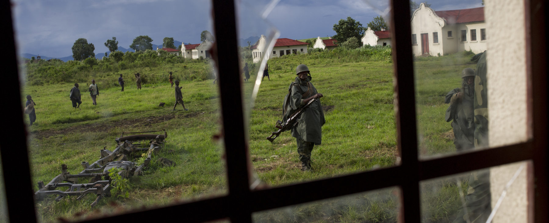 Congolese soldier receives 15 years sentence for a double rape