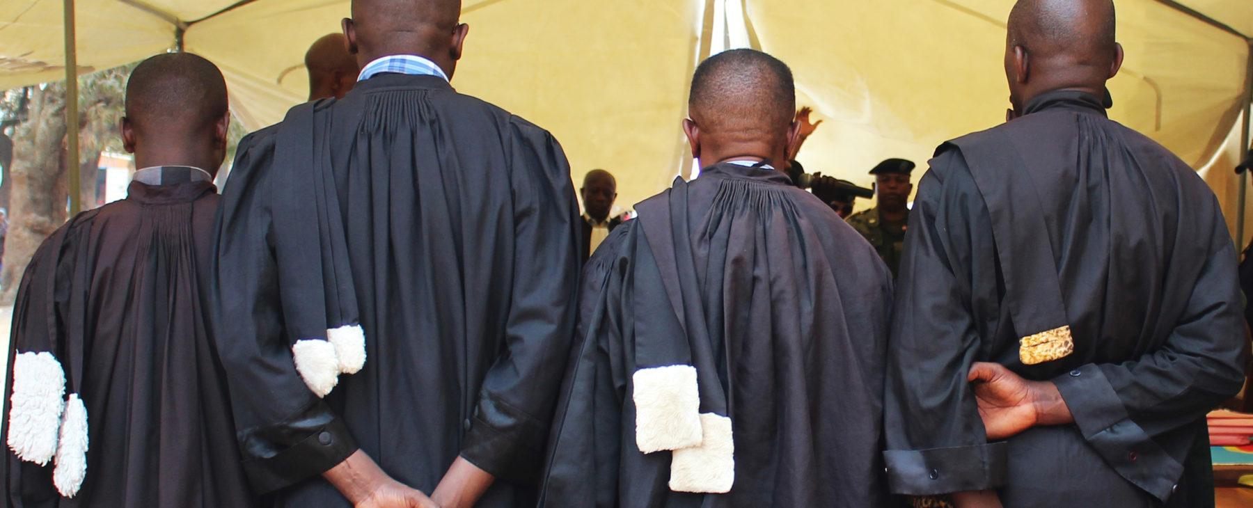 Réparations judiciaires pour les victimes du massacre de Mutarule