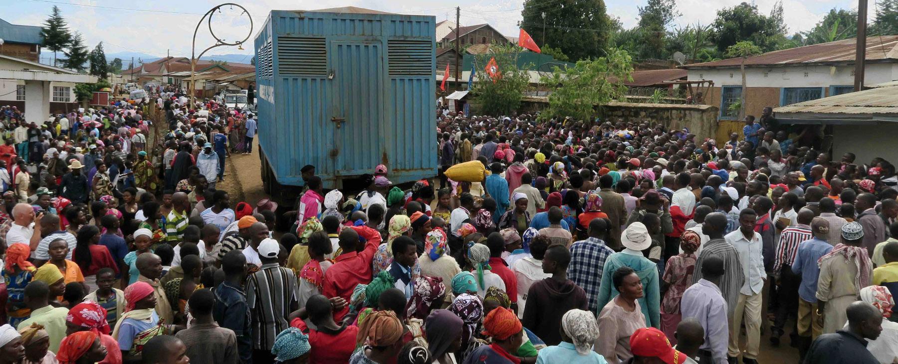 Affaire Kavumu : un appel au plus près des crimes