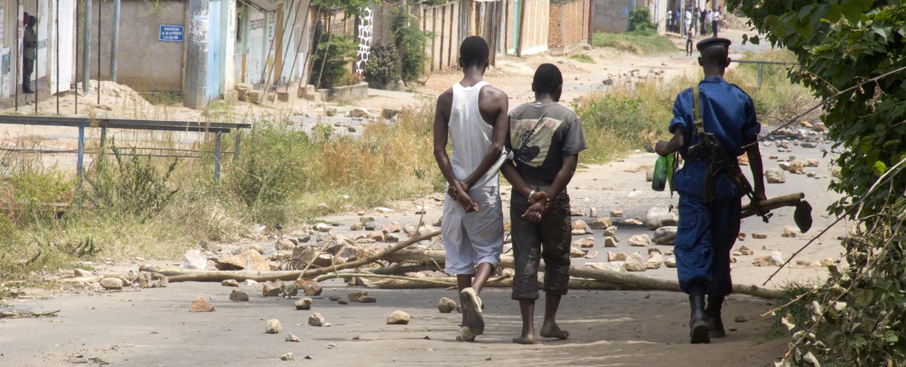 Burundi : Appel en faveur du renouvellement du mandat de la Commission d'enquête