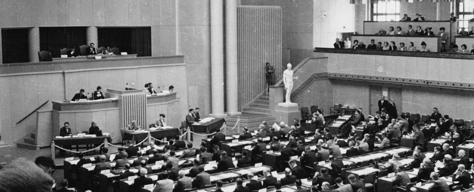 The Geneva Conventions, needed now more than ever
