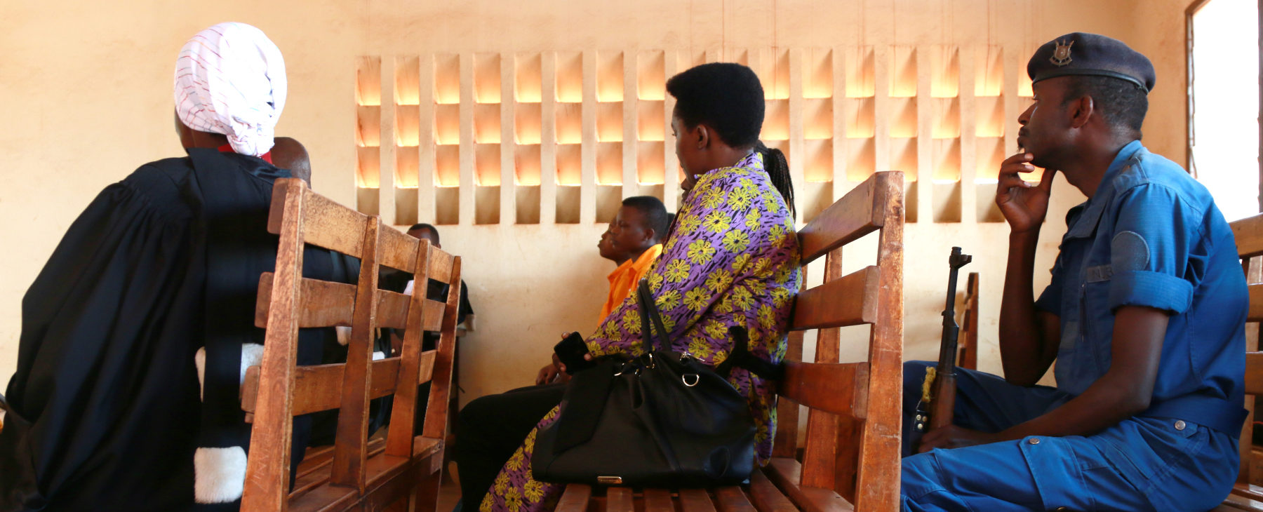 A rare win for a victim of sexual violence in Burundi