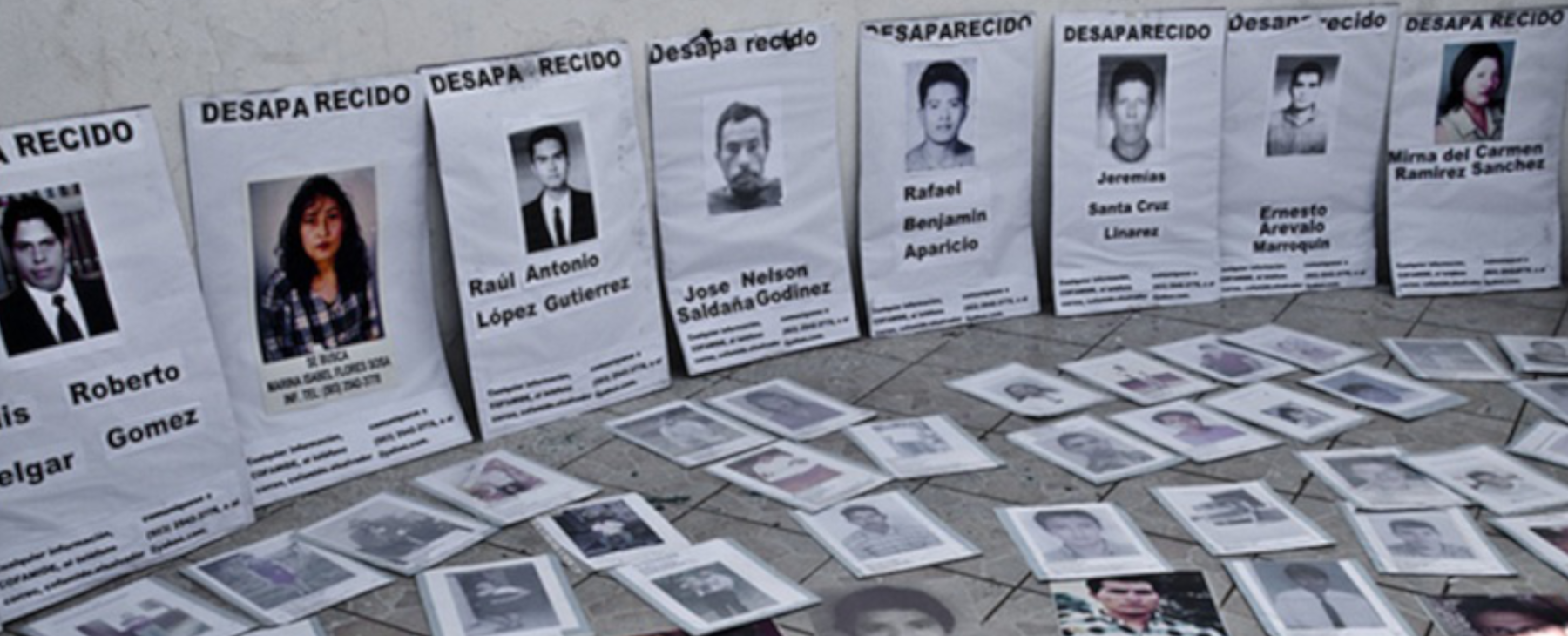 Enforced disappearances: Mexico faces its responsibilities